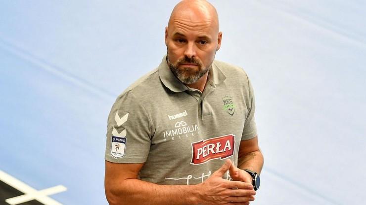 Kim Rasmussen nie jest już trenerem Perły Lublin