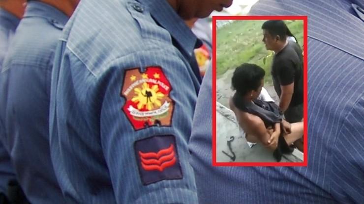 Policjant po służbie zastrzelił sąsiadkę i jej syna. Szokujące nagranie z Filipin