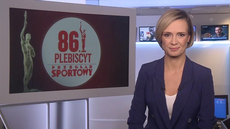 Paulina Chylewska wytypowała piątkę w 86. Plebiscycie Przeglądu Sportowego i Polsatu