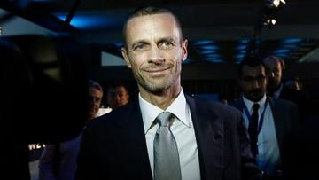 Ceferin nowym szefem UEFA
