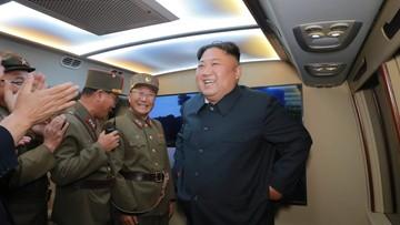 """Korea Północna kolejny raz testuje rakiety. """"Ostrzeżenie dla USA i Korei Południowej"""""""
