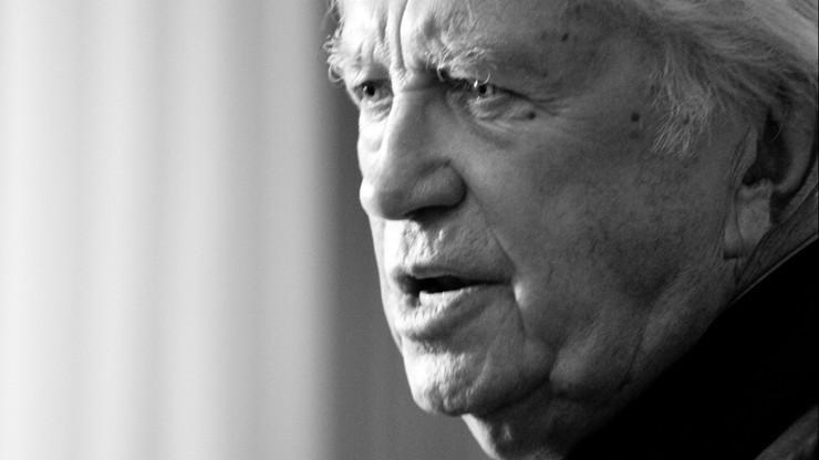 Nie żyje aktor Ryszard Bacciarelli. Był prawnukiem malarza króla Poniatowskiego