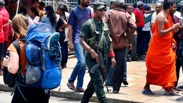 Sri Lanka: w niedzielę wciąż nie będą odprawiane msze z obawy przed zamachami