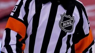 NHL: Dożywotnia dyskwalifikacja sędziego. Kamery były bezlitosne