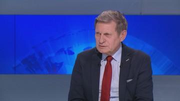 Balcerowicz: PiS rozdaje pieniądze, których nie ma. Spowolnienie gospodarcze jest faktem