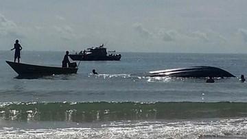 Malezja: katastrofa statku z nielegalnymi imigrantami