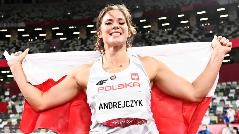 Tokio 2020: Andrejczyk ze srebrnym medalem w rzucie oszczepem!