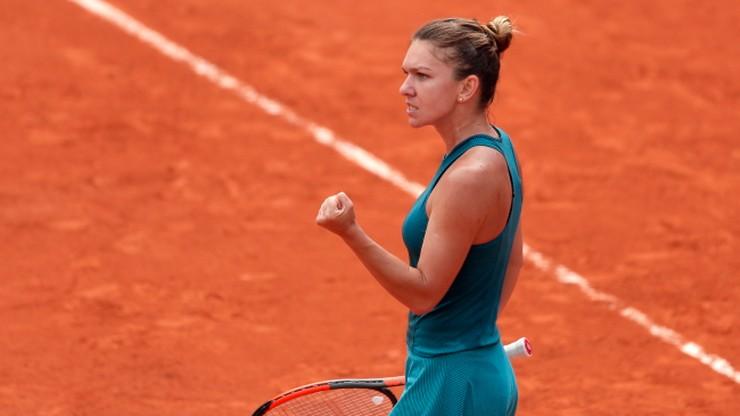 French Open: Trzeci paryski ćwierćfinał Halep