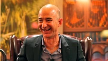 Szef Amazona najbogatszym człowiekiem świata. Pobił rekord Billa Gatesa
