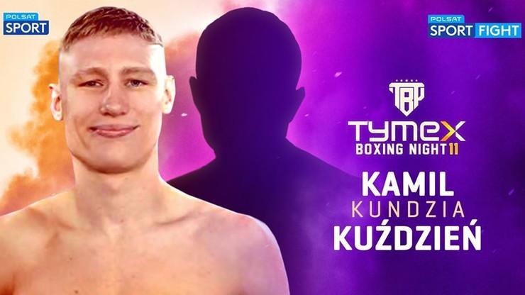 Tymex Boxing Night 11. Kuździeń: Chcę walczyć z czołówką wagi półśredniej